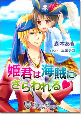 姫君は海賊にさらわれる【特別版イラスト入り】